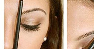 So findest du deine passende Augenbrauenform: