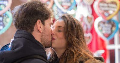 Was denken Männer beim Küssen?