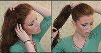 Eine perfekte Frisur in 10 Sekunden