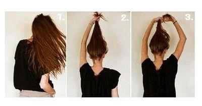 Die perfekte Frisur in 30 Sekunden!