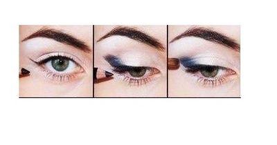 Mit diesem Make-Up bringst du deine Augen zum Strahlen