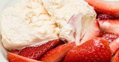 Gesundes Eis zum Selbermachen - kalorienarm & ganz ohne Eismaschine