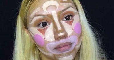 Ein skurriler Beauty-Trend