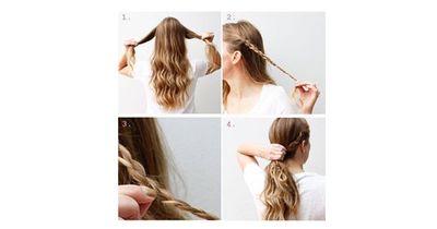 Perfekte Frisur für's Erste Date