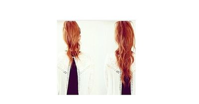 Natürliche Haarverlängerung in sekundenschnelle