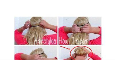 Der Haarband-Trick