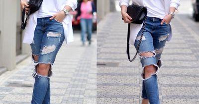 Die perfekte Jeans finden - für jede Figur!
