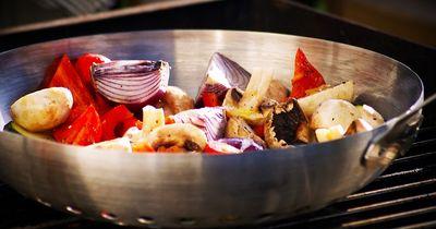 DASH-Rezept: Hähnchen-Gemüse-Pfanne