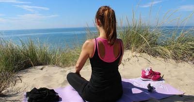 Yoga macht schön!