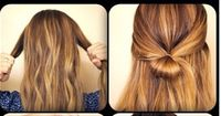 Der süßeste Back-To-School-Look für eure Haare!