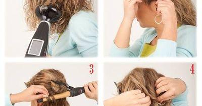 So bändigst du lockige Haare