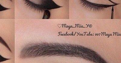 Ein ganz besonderes Augen-Make-Up