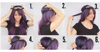 Eine traumhafte Haarband-Frisur