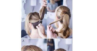 Ein ganz besonderer Look für dein Haar