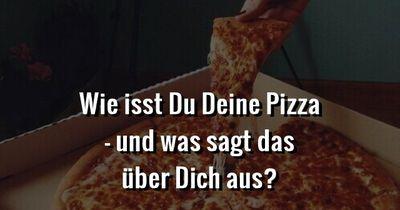Welcher Pizza-Typ bist Du?
