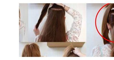 In nur 30 Sekunden bis zu 5cm längere Haare!