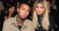 Hat sich #Kylie# Jenner mit 18 verlobt?