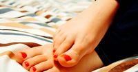 Profi-Trick für zarte Füße
