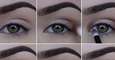 Ein herbstliches Make-Up in nur zwei Minuten
