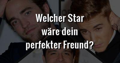 Welcher Star wäre dein perfekter Freund?