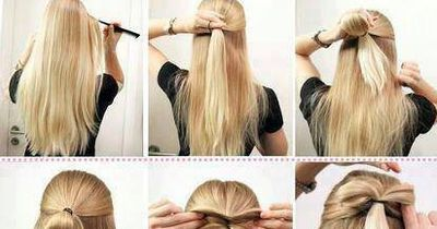 So hast du deine Haare garantiert noch nie gestylt: