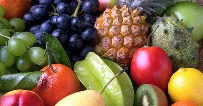 Ab sofort essen wir abends kein Obst mehr!