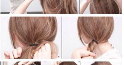 In nur einer Minute zur perfekten Frisur