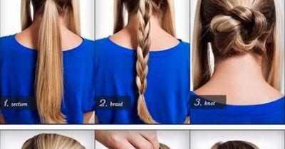 Die perfekte Frisur für jeden Anlass!