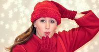 So kannst du dich für Weihnachten stylen