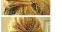 Ein glamouröser Look für kurze Haare