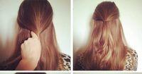 Die besondere Frisur - ideal für die Festtage geeignet!