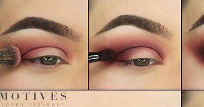 Ein unvergessliches Augen-Make-Up
