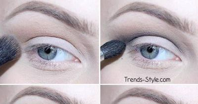 Ein dezentes Make-Up für jeden Tag