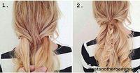 Diese Frisur hast du in nur einer Minute nachgemacht