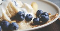 Die besten Blueberry-Pancakes