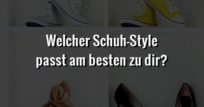 Welcher Schuh-Style passt am besten zu dir?