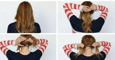 In nur 2 Minuten zur perfekten Frisur für jeden Tag