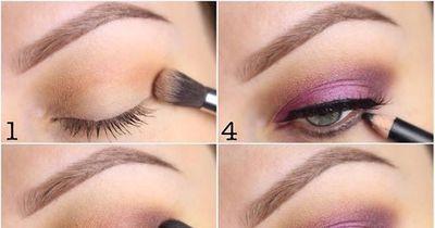 Wunderschönes Make-Up in nur wenigen Minuten