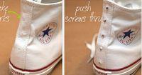 DIY: So werden eure Schuhe zum Hingucker