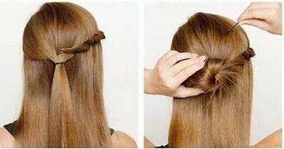 Die glamouröse Abiball-Frisur