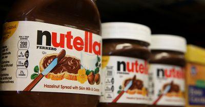 Das steckt wirklich in einem Glas Nutella