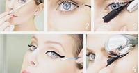 So gelingt der perfekte Eyeliner-Strich!