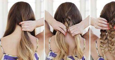 Die perfekte Hochsteckfrisur für lange und kurze Haare!