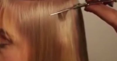 Ist das vielleicht der schlimmste Haarschnitt aller Zeiten?