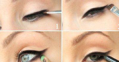 Dezentes Augen-Make-Up mit Wow-Effekt