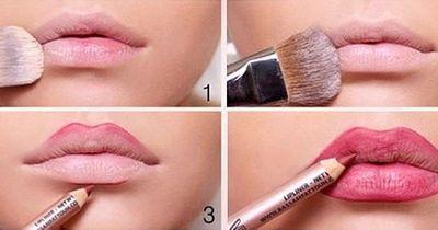 Tragt ihr euren Lippenstift richtig auf?