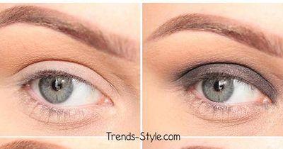 Dezentes Frühlings-Make-Up