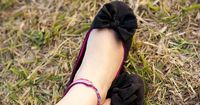 Nie wieder Stinkefüße in Ballerinas
