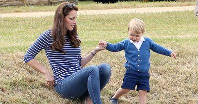 Es ist raus: SO verlor Herzogin Kate ihre Baby-Pfunde!