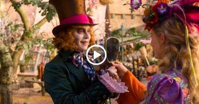 Der Trailer zu Alice im Wunderland 2 ist bunter als das schönste Kaleidoskop